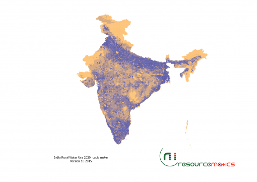 India Rural Water Use 2020
